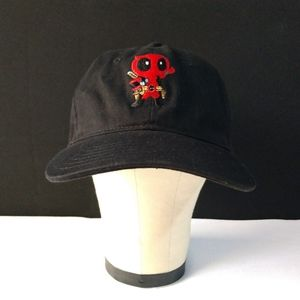 Kawaii Chibi Deadpool 2 Snapback Hat Dad Cap